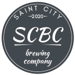 saint city brewing company Logo